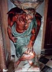 The Demon of Rennes-le-Château.
