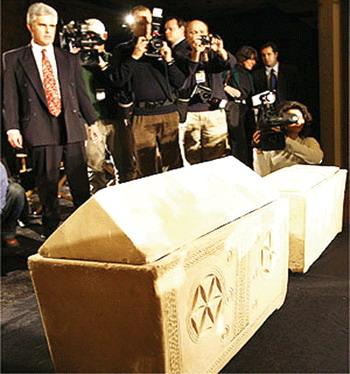 Sarkofagus Yesus